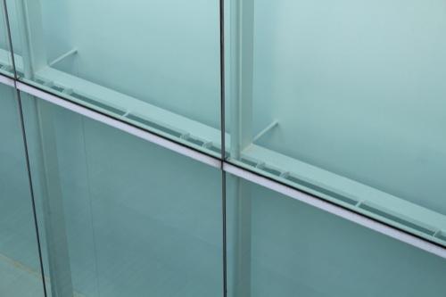 0034:横須賀美術館 外壁ガラスディティール
