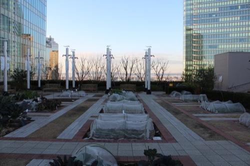 0040:大阪駅舎 ノースゲートビル 『天空の農園』