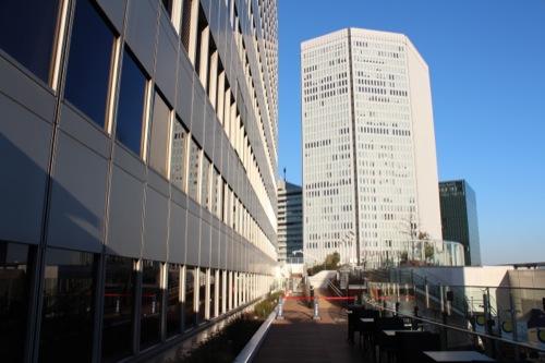 0040:大阪駅舎 サウスゲートビル 旧ビルのファサード