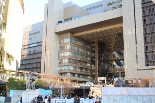 0040:大阪駅舎 ノースゲートビル 中央門