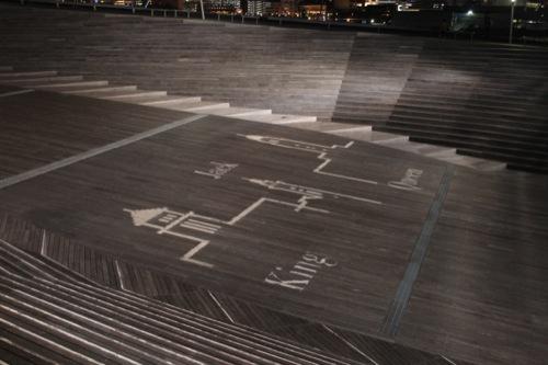 0044:横浜大さん橋ターミナル 「キング」「クイーン」「ジャック」のアイコン