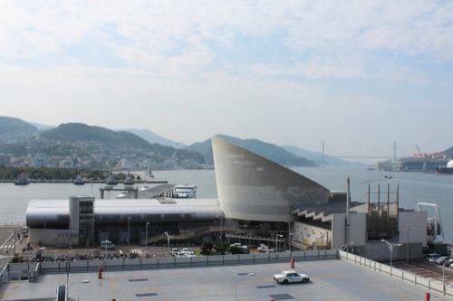0045:長崎港ターミナルビル メイン
