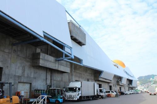 0047:長崎港上屋C棟 メイン