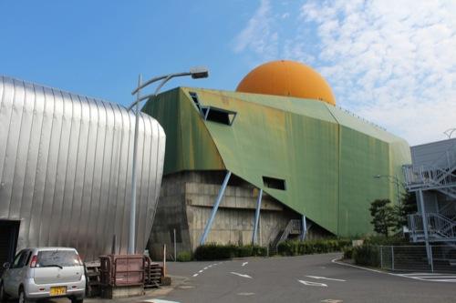 0047:長崎港上屋C棟 B棟手前から