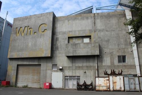 0047:長崎港上屋C棟 東側(県道112号側)外観