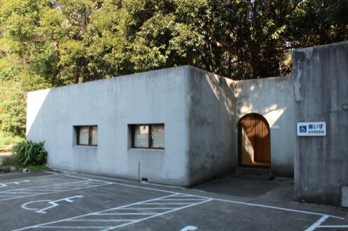 0050:神奈川県立近代美術館鎌倉館 学芸員棟①