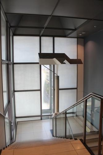 0054:京都国立近代美術館 階段室