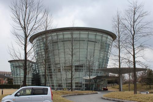 0058:福井市美術館 本館外観