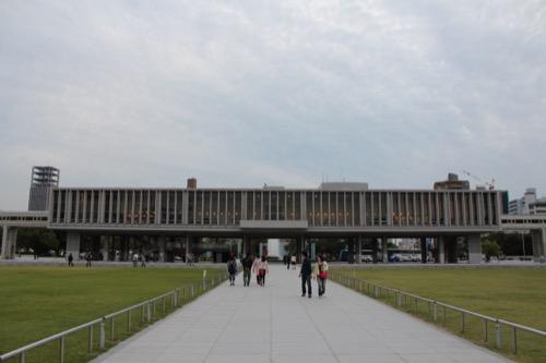 0061:広島平和記念資料館 メイン