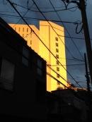光と影のコントラスト・1