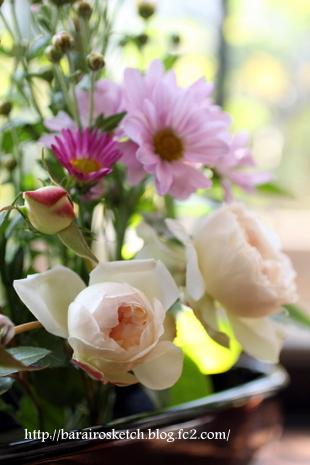 お正月の花4