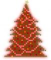 クリスマス(イルミツリー