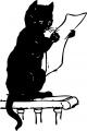 ネコ・黒猫5