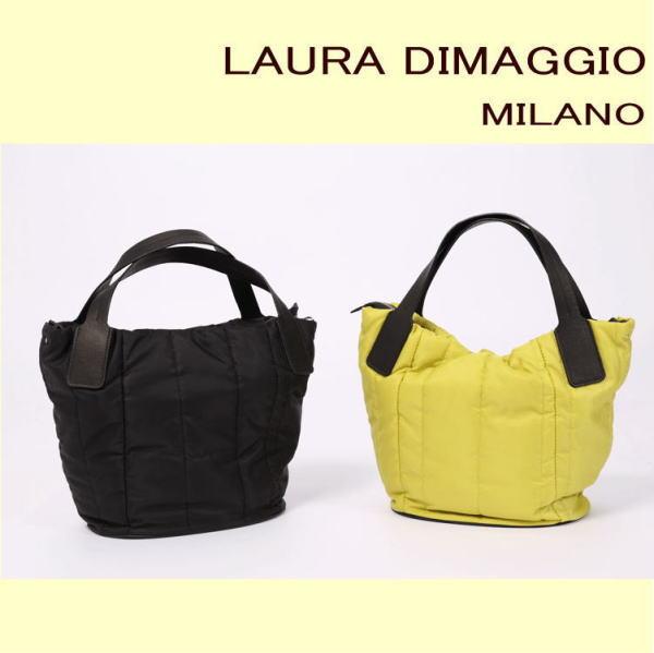 「LAURA DI MAGGIO・ローラディマジオ」のキルティングのツーウエイバック