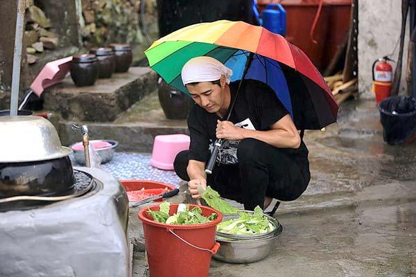 チャスンウォン 三食ごはん漁村編 レシピ