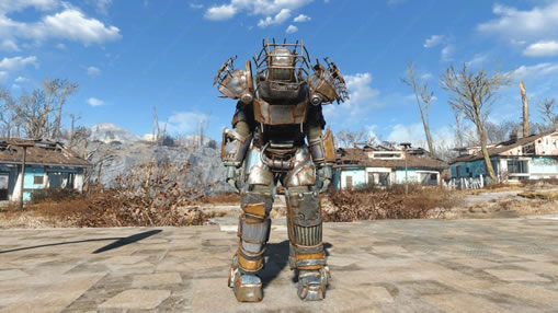 レイダー パワーアーマー fallout 4 フォールアウト4 攻略情報