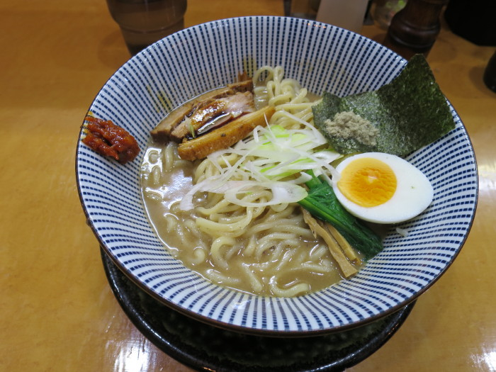 ◯寅 麺屋 山本流 大阪最強こってり