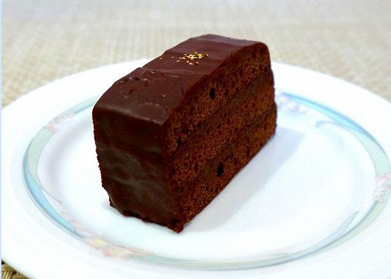 チョコレートケーキ201602140