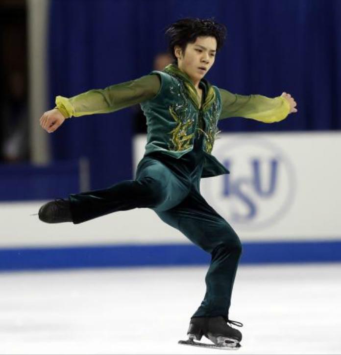 2015 スケートアメリカ