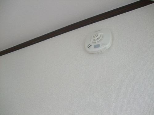 住宅用火災警報器・熱感知式