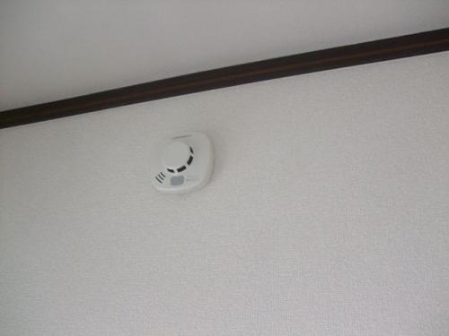 住宅用火災警報器・煙感知式