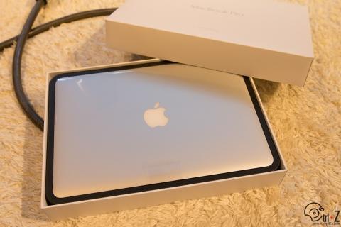 MacBookPro レティーナ13インチearly2015