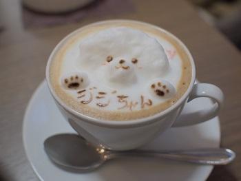 しろいぬカフェ似顔絵会3