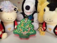 こども絵画造形教室キッズ・アトリエ西東京市武蔵野市クリスマス