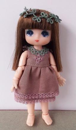 妖精さん服 ピンク