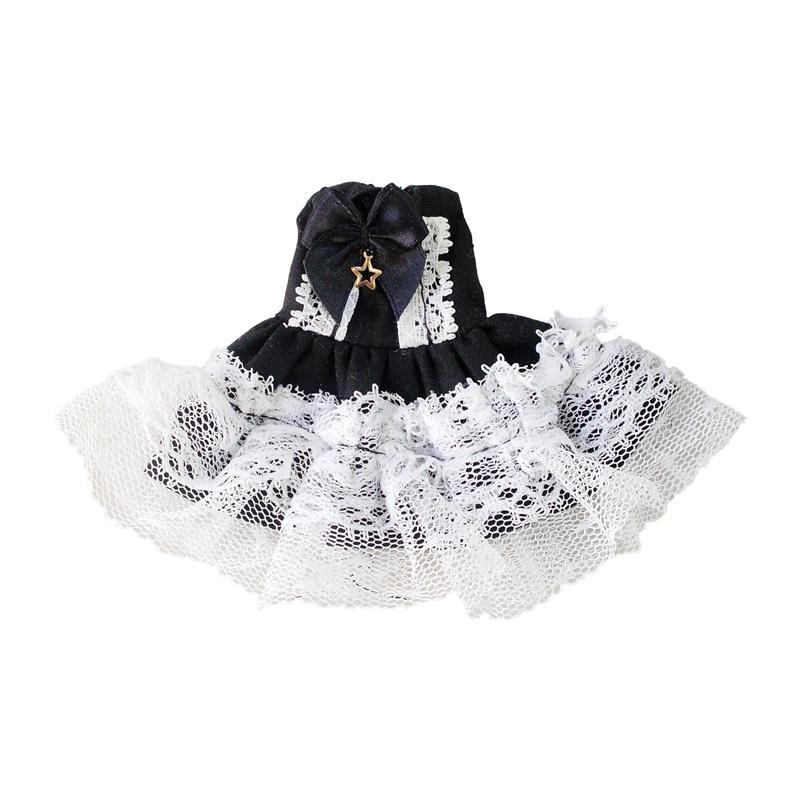 黒×白ワンピース