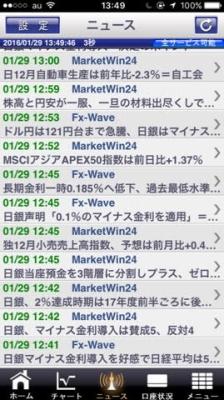 日銀マイナス金利FXブロードネットスマホアプリ3