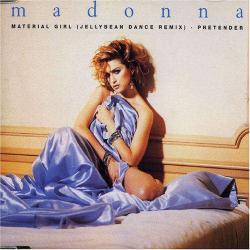 Madonna - Material Girl2