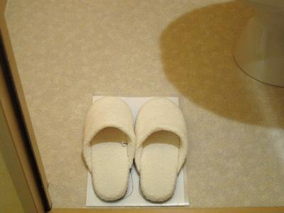 子供 靴を揃える