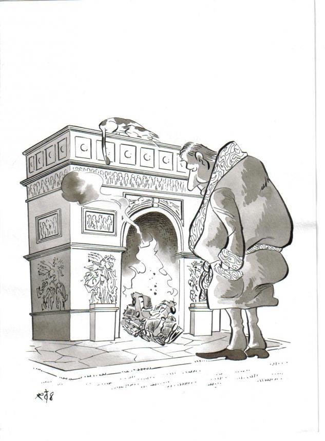 パリは燃えているか?!(633)