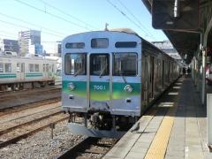 7000系・7001F