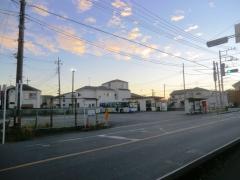 戸ヶ崎操車場