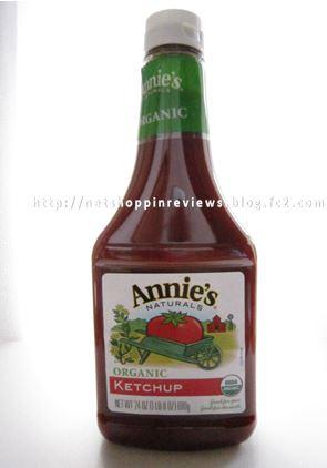 annies ketchup