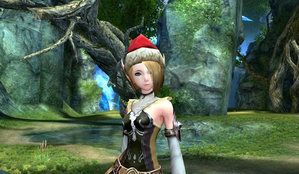 基本プレイ無料の人気ファンタジーオンラインゲーム『エコーオブソウル(EOS)』 季節イベント「雪花村のクリスマス」を開催
