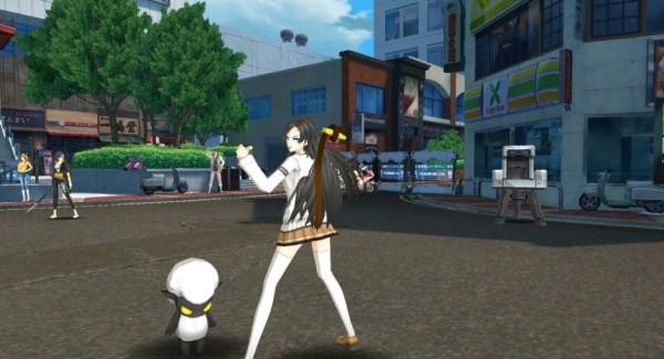 基本プレイ無料のサイキックアクションオンラインゲーム『クローザーズ』 仲間を育てて進化させる「ペットシステム」を実装