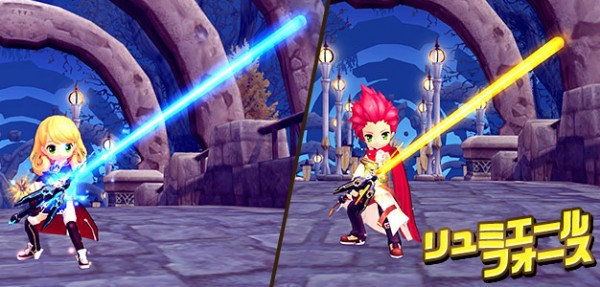 基本プレイ無料のハンティングファンタジーオンラインゲーム『ハンターヒーロー』 1月14日(木)に遠近両攻撃に優れた新職業「ハーミット」を実装