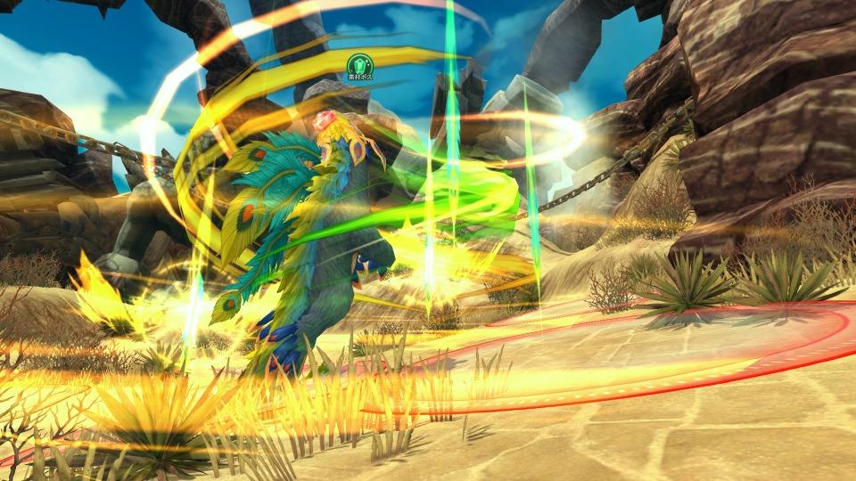 基本プレイ無料のハンティングファンタジーオンラインゲーム『ハンターヒーロー』 新ダンジョンの追加アップデートを実施