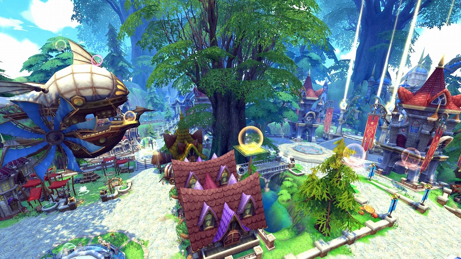 基本プレイ無料のハンティングファンタジーオンラインゲーム『ハンターヒーロー』 魔法の力で天高く飛翔せよ~!期間限定イベント「跳べ、ハンター!」を開催