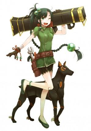 基本プレイ無料のブラウザ戦略シミュレーションゲーム『ヘクサウォーズ』 高級ガチャに猛将「張姫」「黄月英」が新たに登場