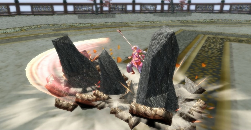 基本プレイ無料のオンラインアクションゲーム『鬼斬 百鬼夜行』 明日2月4日(木)より槍技を極めた「舞闘槍士ガチャ」の登場~!クリスタルバトルの撃破ボーナスキャンペーンも開催