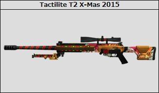 基本プレイ無料の世界を熱狂させたFPSゲーム『ポイントブランク』 クリスマスアップデートを実施したよ~!!X-mas限定武器は射撃エフェクトもクリスマス仕様
