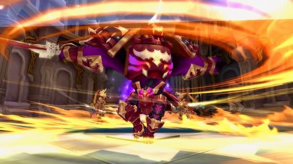 基本プレイ無料のファンタジーオンラインゲーム『星界神話』 高難度ダンジョンと職業別王者を決めるPvPを実装