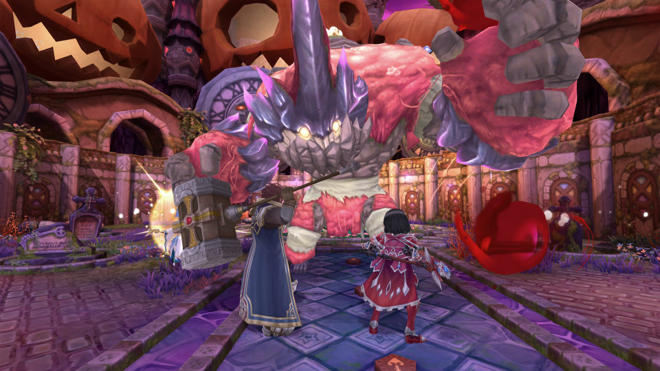 基本プレイ無料のファンタジーオンラインゲーム『星界神話』 星霊に変身して攻略するダンジョン「クイアの夢幻世界」、あなたの作品がゲーム内に実装されるかも?「アバターデザインコンテスト」を開催