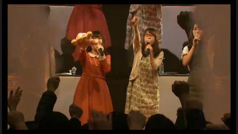 朝から朝まで生ワンホビテレビ19 昼の部 TVアニメ「ブブキ・ブランキ」ステージ