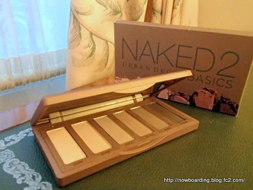アーバンディケイ Naked2 Basics