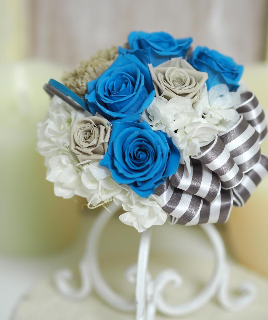blue の贈り物